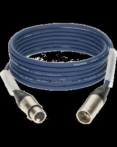 pro dmx leads câble DMX avec XLR 5p. de KLOTZ
